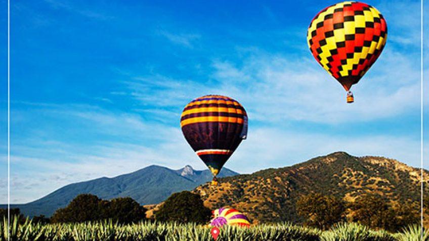 paisaje agavero en globo; globos en tequila; globos aerostaticos tequila jalisco; globos en tequila jalisco; globos aerostaticos tequila;