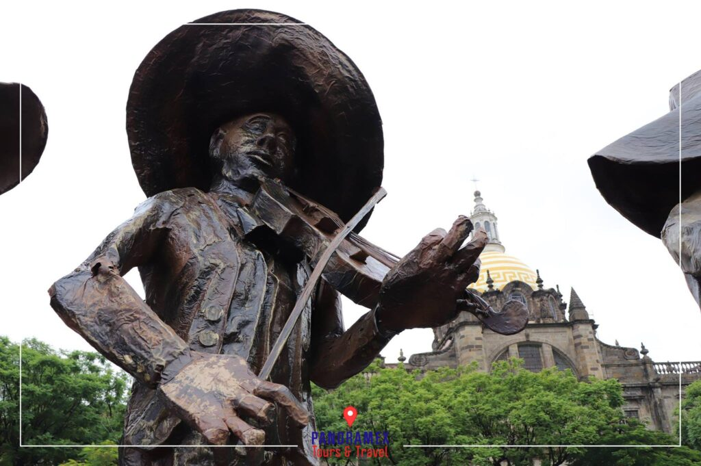 Free Tour gratis Guadalajara camina centro